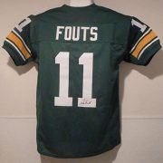 Dan-Fouts-Autographed-Oregon-Ducks-Size-XL-Green-Jersey-JSA-0