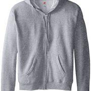 Hanes-Mens-Full-Zip-EcoSmart-Fleece-Hoodie-0-1